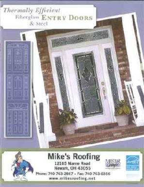 Mike's Roofing Newark Ohio